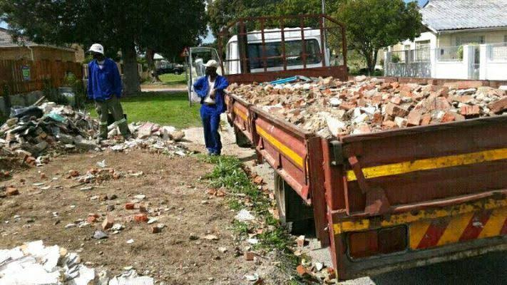 Rubble Removal Johannesburg CBD